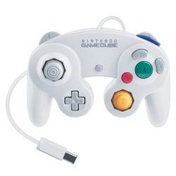 Manette Gamecube Blanche