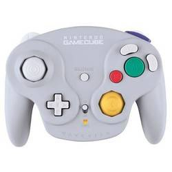 Wavebird Gris - Manette Gamecube