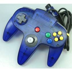 Manette Nintendo 64 Midnight Blue