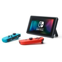 Nintendo Switch avec Joy-con bleu rouge