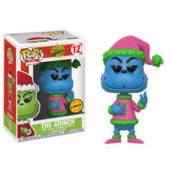The Grinch - The Grinch Blue