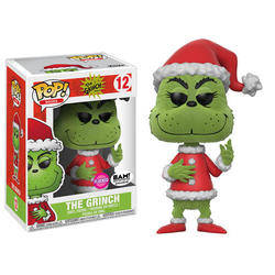 The Grinch - The Grinch Flocked