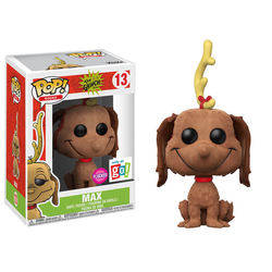 The Grinch - Max Flocked