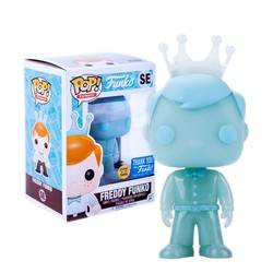 Freddy Funko Holographic Glows in The Dark Thank You