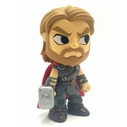 Thor without Helmet