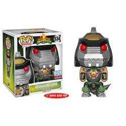 Power Rangers - Dragonzord Green NYCC