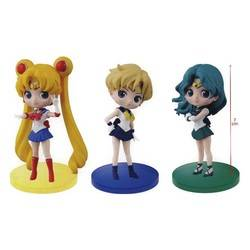 Pretty Guardian Sailor Moon Q posket Petit Volume 03