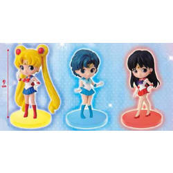 Pretty Guardian Sailor Moon Q posket Petit Volume 01