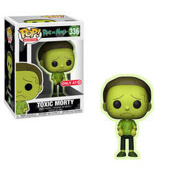 Rick and Morty - Toxic Morty GITD