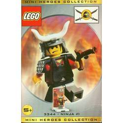 One Minifig Pack - Ninja #1