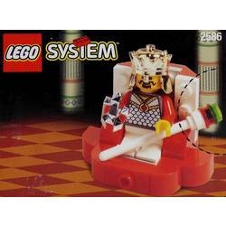 The Crazy LEGO King