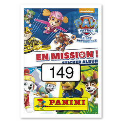 PANINI-Paw Patrol-Sticker 149
