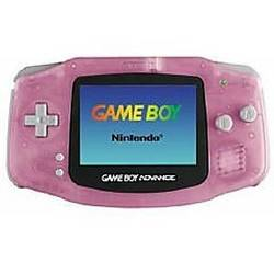 Game Boy Advance Fuchsia