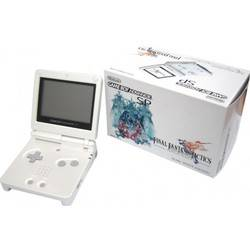 Game Boy Advance SP Final Fantasy Tactics