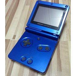 Game Boy Advance SP Indigo