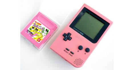 Game Boy Pocket Pink Tamagotchi Edition - Game Boy Pocket
