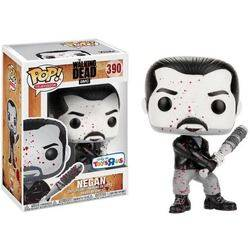 The Walkind Dead - Negan Bloody Black and White