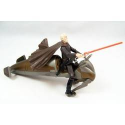 Darth Tyranus's Geonosian Speeder Bike