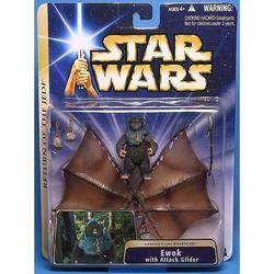 Ewok with Attack Glider