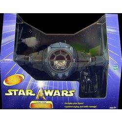 Imperial Dogfight Tie Fighter with Pilot