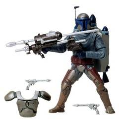 Jango Fett with Electronic Backpack and Snap-On Armor