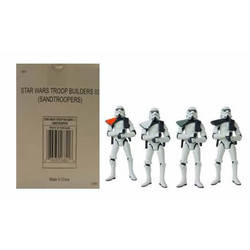 Sandtrooper Troop Builder 4-pack (orange pauldron)