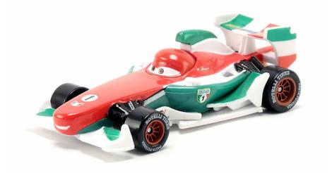 Francesco Bernoulli - Cars 2 models
