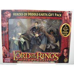 Heroes Of The Middle Earth Gift Pack