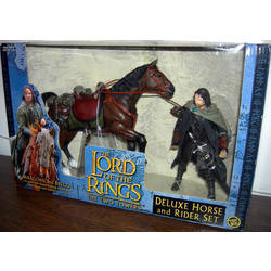 Aragorn and Brego Blue Box