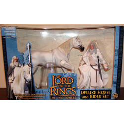Gandalf and Shadowfax Blue Box