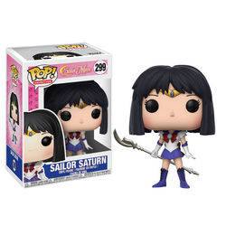 Sailor Moon - Sailor Saturn