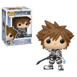 Kingdom Hearts - Sora Final Form