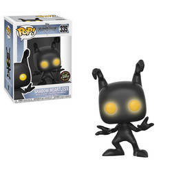 Kingdom Hearts - Shadow Heartless Glows In The Dark
