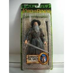 Gandalf the Grey with Blue Sword
