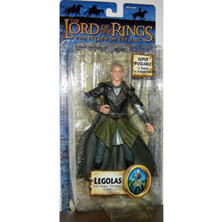 Legolas with Dagger Throwing