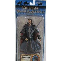 Super Poseable Aragorn with Electric Sound Base