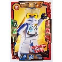 Zane 2 0 cartes lego ninjago 010 - Carte ninjago ...