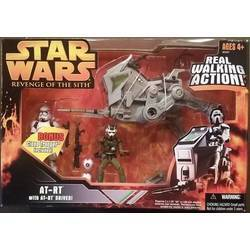 AT-RT with AT-RT Driver + Bonus Clone Trooper