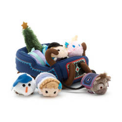 Frozen Micro Tsum Tsum Collection