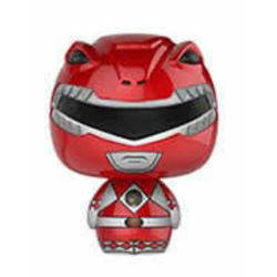 Red Ranger Metallic
