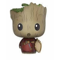 Groot with Shield