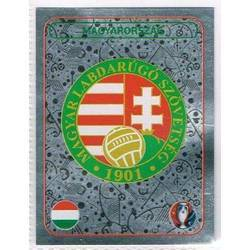 Badge - Hungary