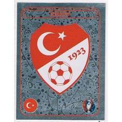 Badge - Turkey