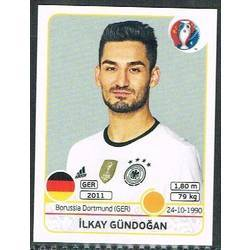 Ilkay Gündogan - Germany