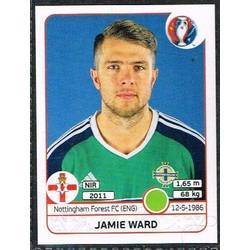 Jamie Ward - Northern Ireland