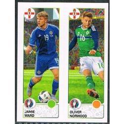 Jamie Ward / Oliver Norwood - Northern Ireland