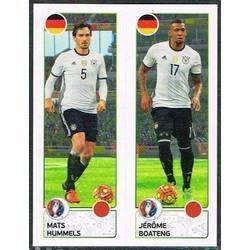 Mats Hummels / Jerome Boateng - Germany