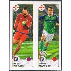 Michael McGovern / Conor McLaughlin - Northern Ireland
