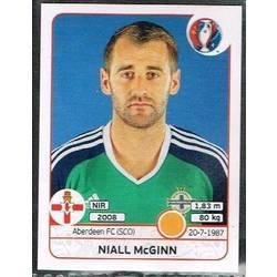 Niall McGinn - Northern Ireland