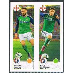 Stuart Dallas / Kyle Lafferty - Northern Ireland